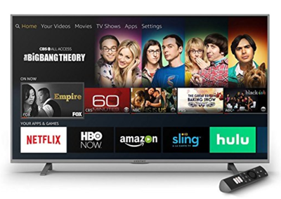 Fire TV Edition (Element Smart TV)