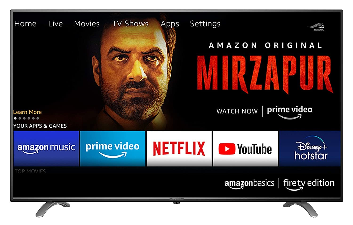 Fire TV Edition - AmazonBasics 4K UHD (2020)
