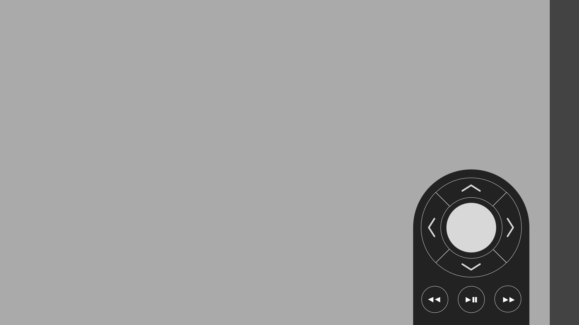 Virtual D-Pad
