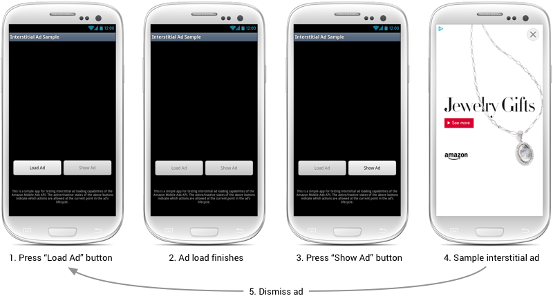 Mobile Ads Sample Apps | Mobile Ads