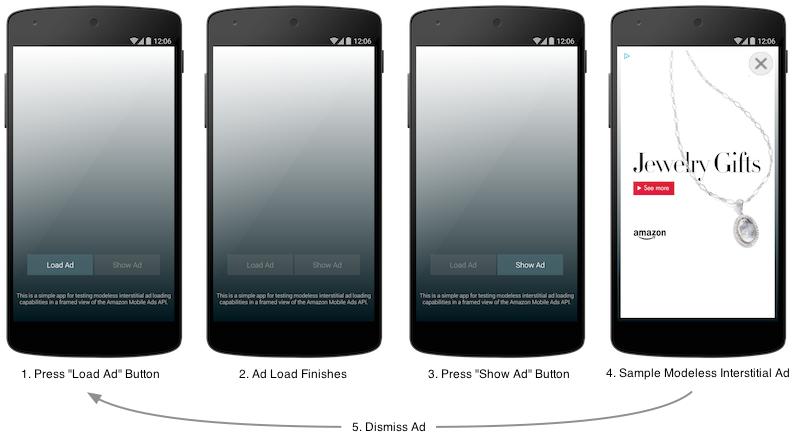 Mobile Ads Sample Apps | Mobile Ads