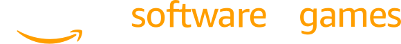 Amazon Software and Games Logo