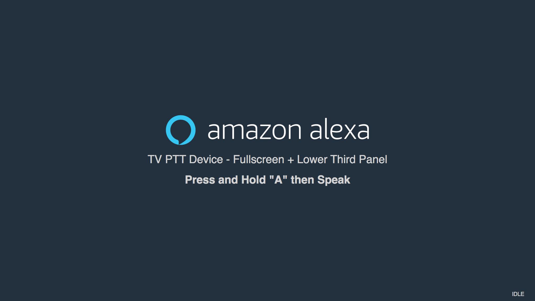AlexaSplashScreen
