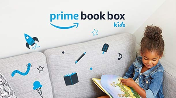 Introducing Prime Book Box