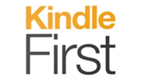 Don't miss your Kindle First book