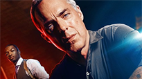 'Bosch' star Titus Welliver gets into character