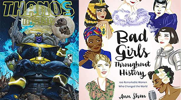 Top comics and young adult books in Prime Reading