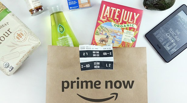 Everything you need to know about Prime Now