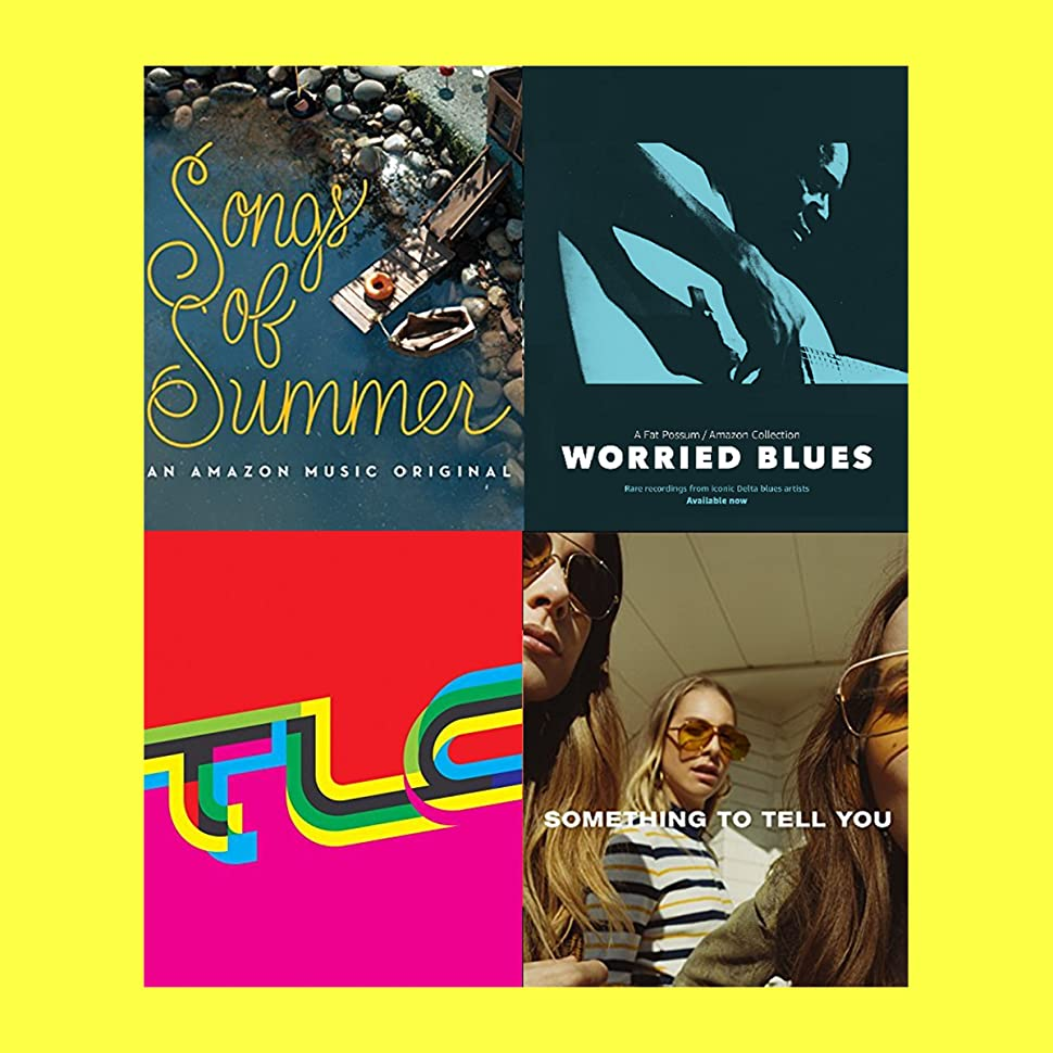 Prime Music picks 10 great songs and playlists for summer