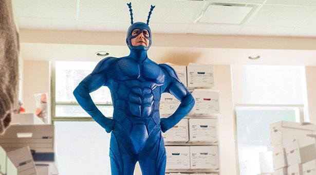 5 reasons to check out 'The Tick,' the new superhero series