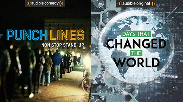 Most popular podcasts in Audible Channels