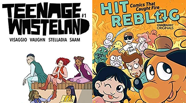 New comiXology Originals in Prime Reading