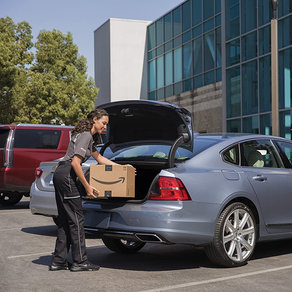 Everything You Need To Know About Amazon Key In Car Delivery