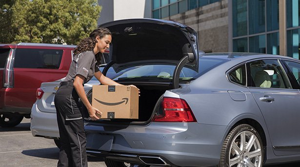 Everything you need to know about Amazon Key In-Car Delivery