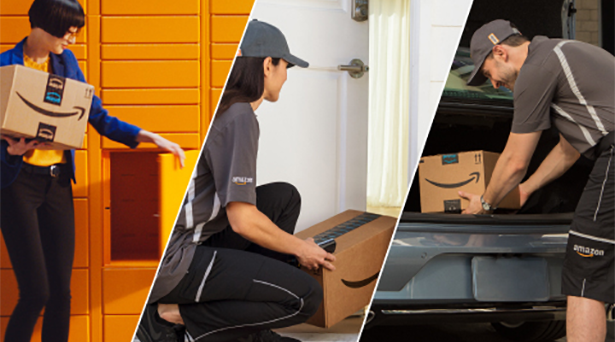 Prime Delivery options that can make traveling less stressful