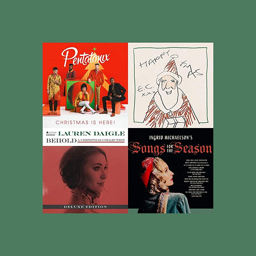 New holiday albums on Prime Music