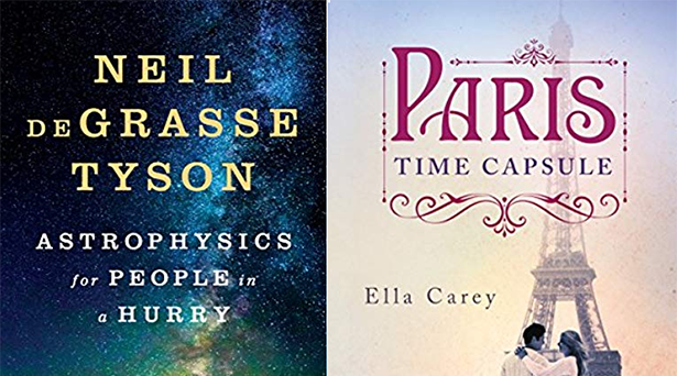 Top books leaving Prime Reading in August