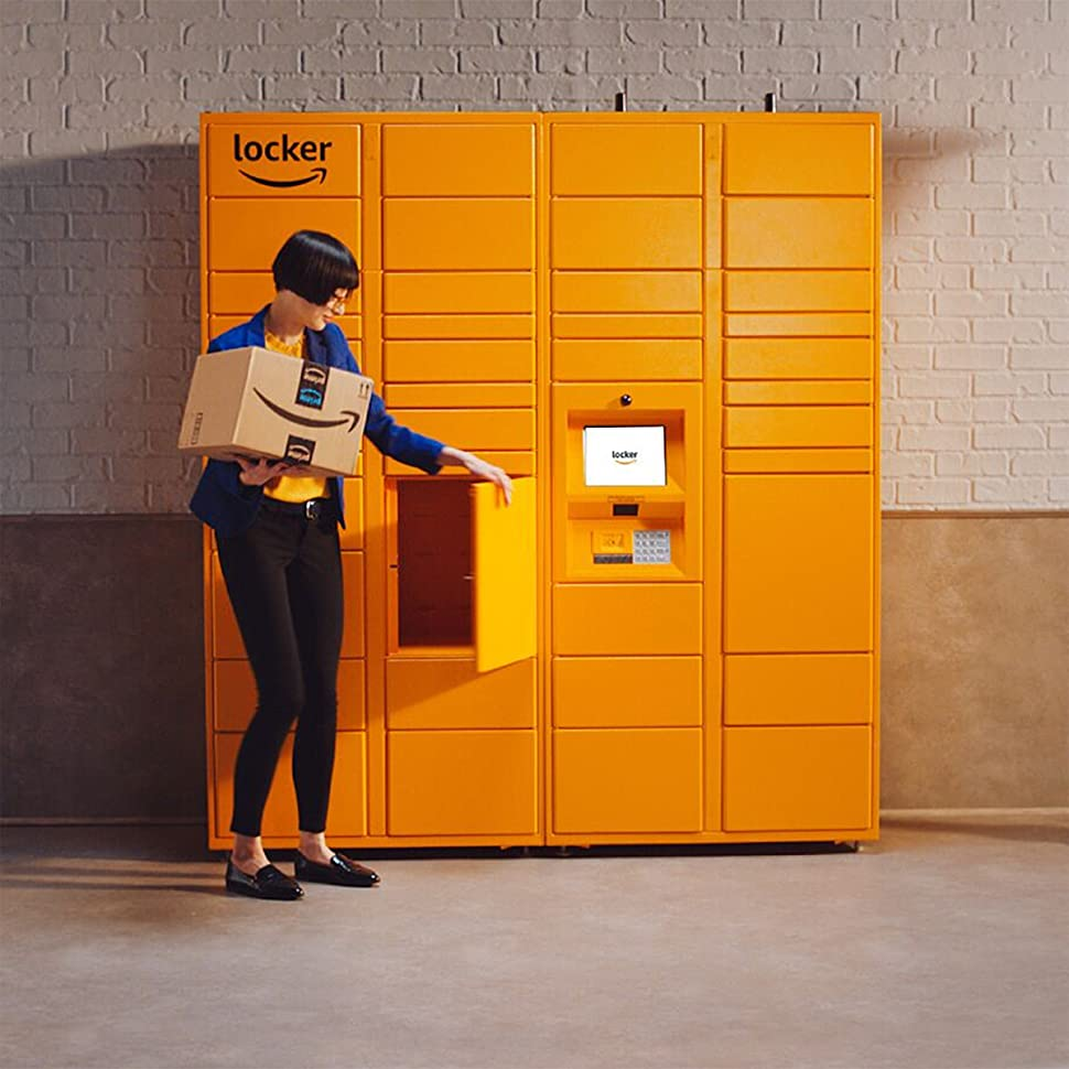 Everything you need to know about Amazon Locker