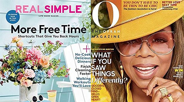 New trending magazines in Prime Reading