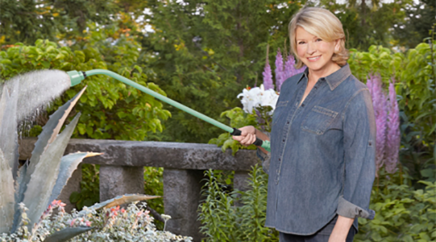 Martha Stewart's top 10 gift picks for moms who love to garden