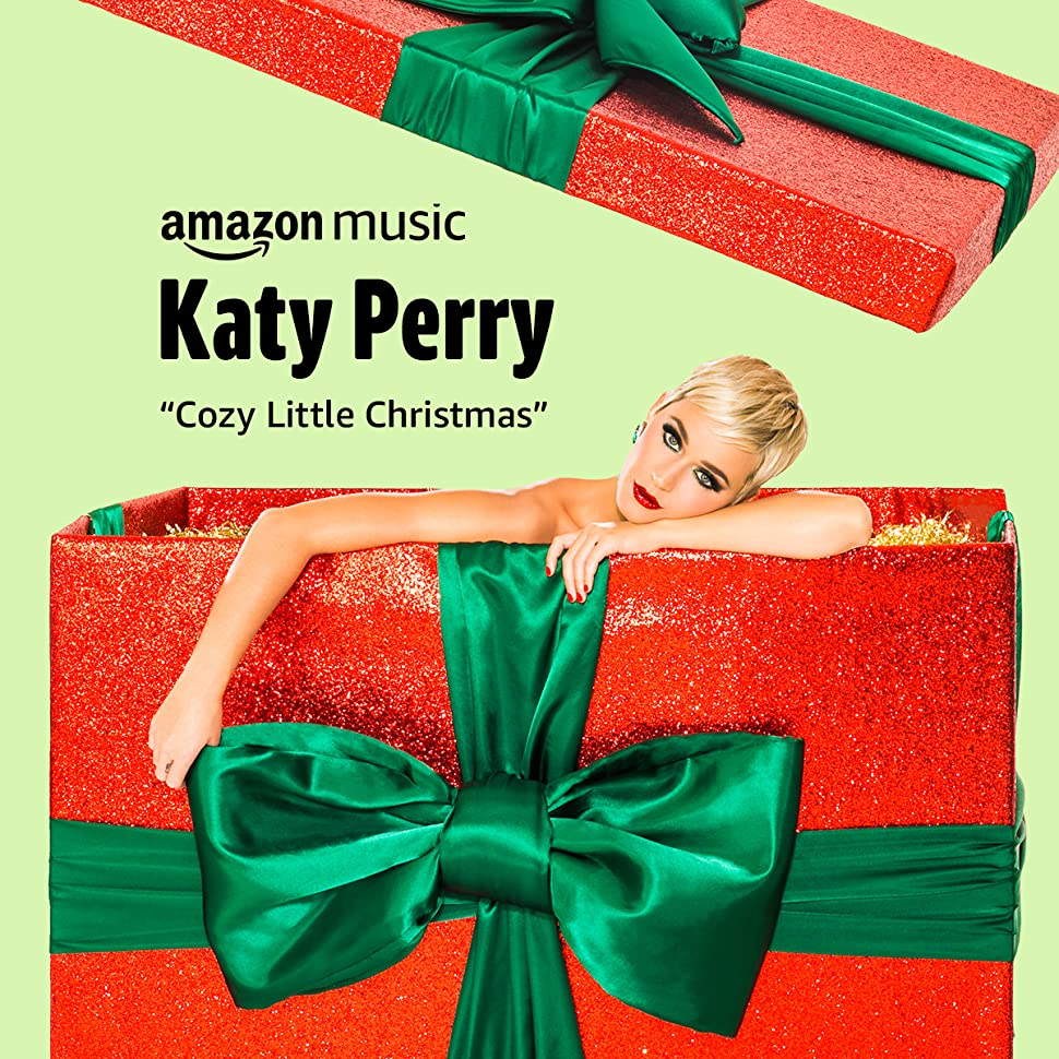 Katy Perry Cozy Little Christmas.A Holiday Q A With Katy Perry