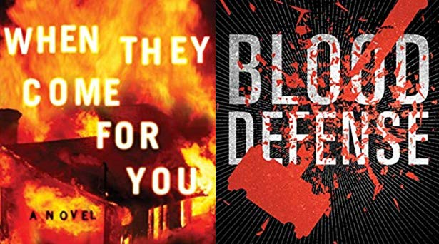 New thrillers in Prime Reading
