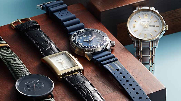 Five iconic watches and their affordable alternatives