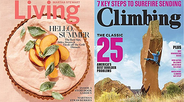 Top digital magazines in Prime Reading