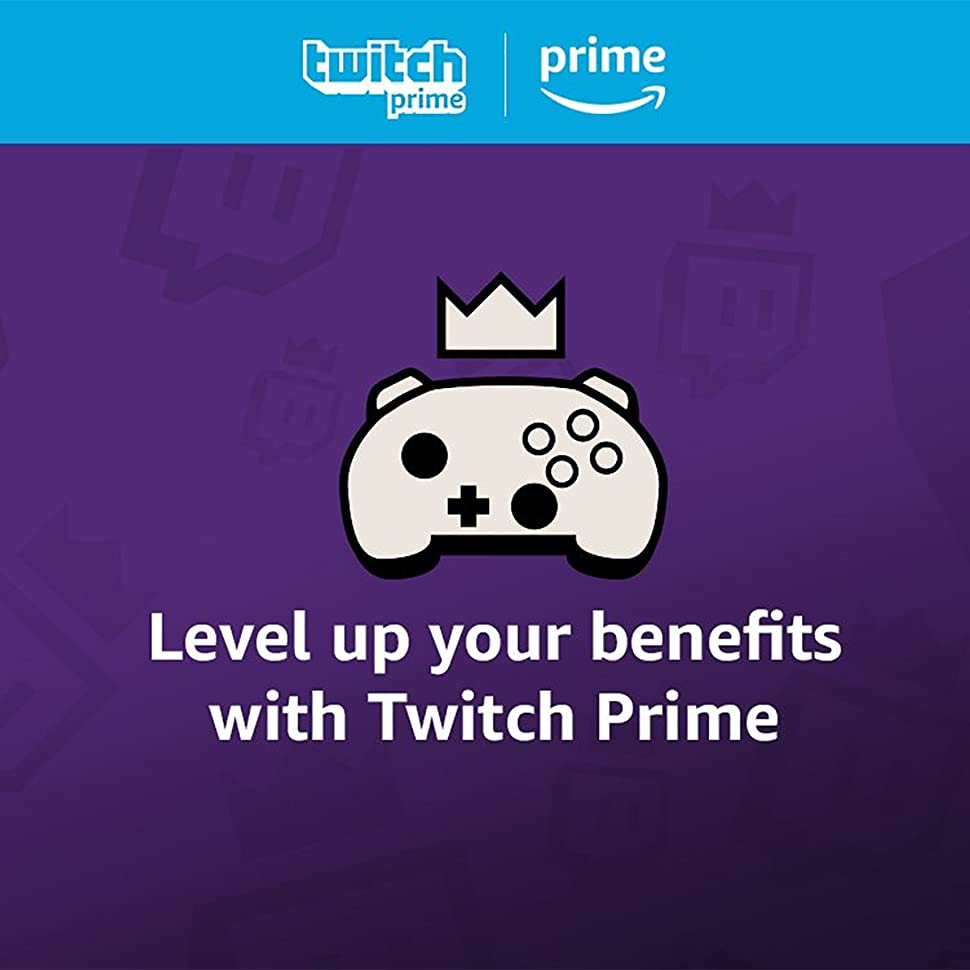 5 Twitch Prime benefits for gamers