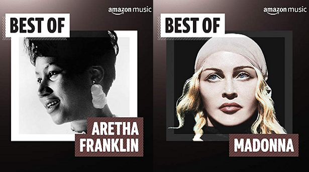 Celebrate International Women's Day with Amazon Music
