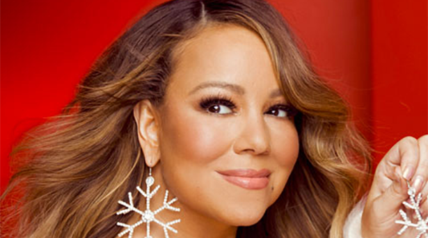 Holiday Q&A with Mariah Carey