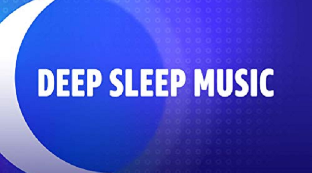 Sleep playlists on Amazon Music
