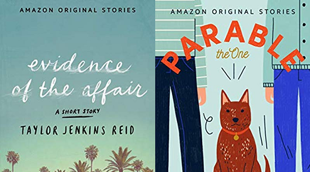 Romance picks in Amazon Original Stories