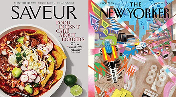 Print magazine subscriptions in Prime Reading