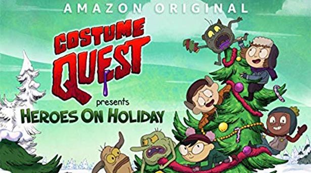 Holiday movies and shows for kids on Prime Video