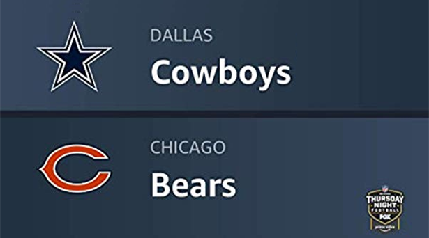 Prime tips for Cowboys vs. Bears on Thursday Night Football