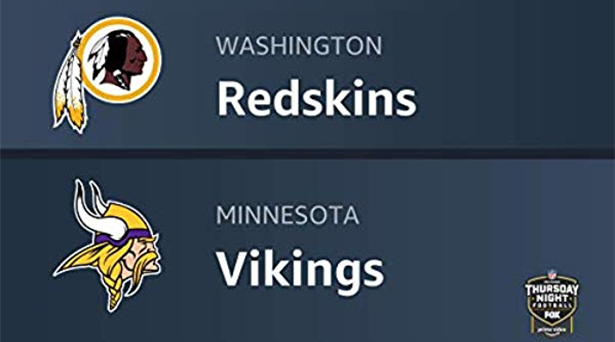 Prime tips for Redskins vs. Vikings on Thursday Night Football
