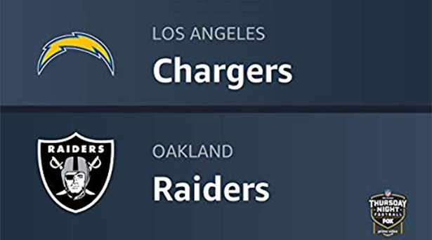 Prime tips for Chargers vs. Raiders on Thursday Night Football