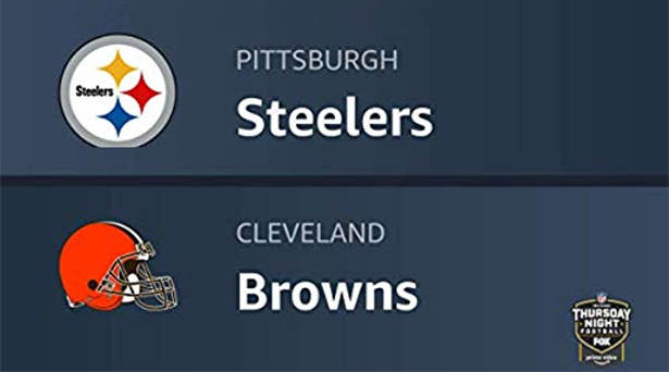 Prime tips for Steelers vs. Browns on Thursday Night Football