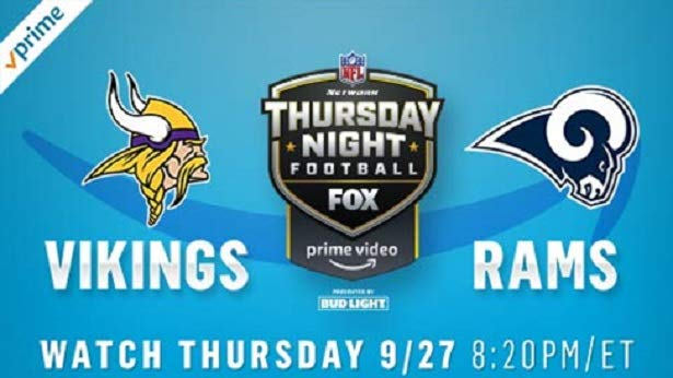 Prime tips for Vikings vs. Rams on Thursday Night Football