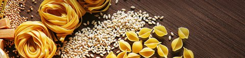 Pastas, arroces, legumbres y harinas