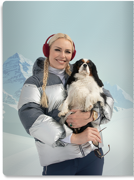 Image of Lucy & Lindsey Vonn