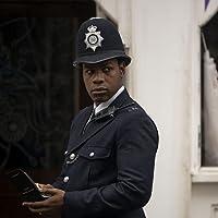 Leroy Logan on patrol