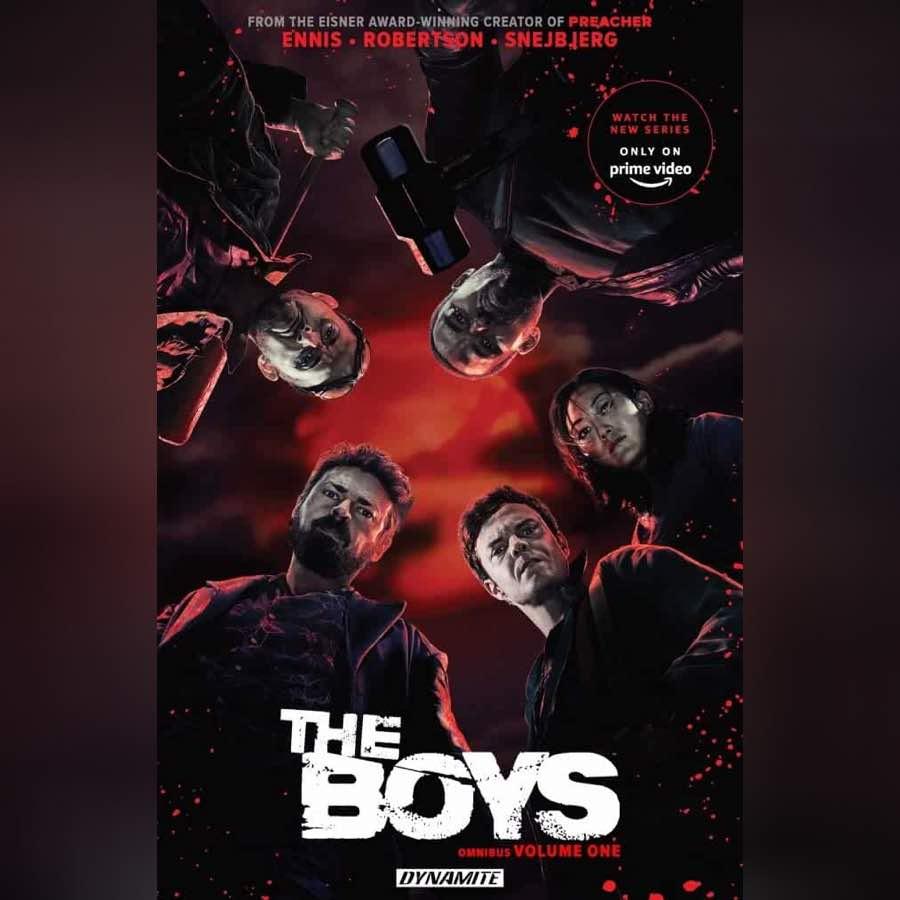 The Boys Omnibus, Volume 1