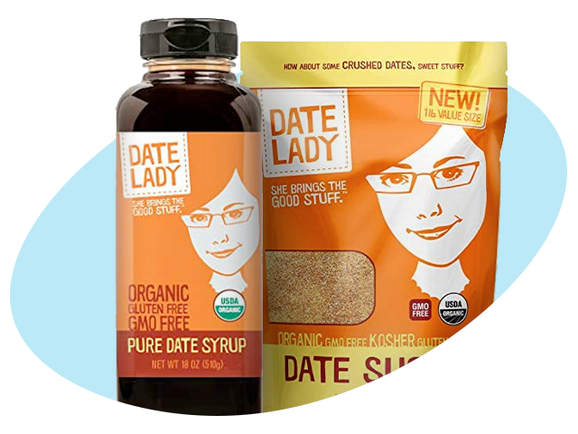 Date Lady product