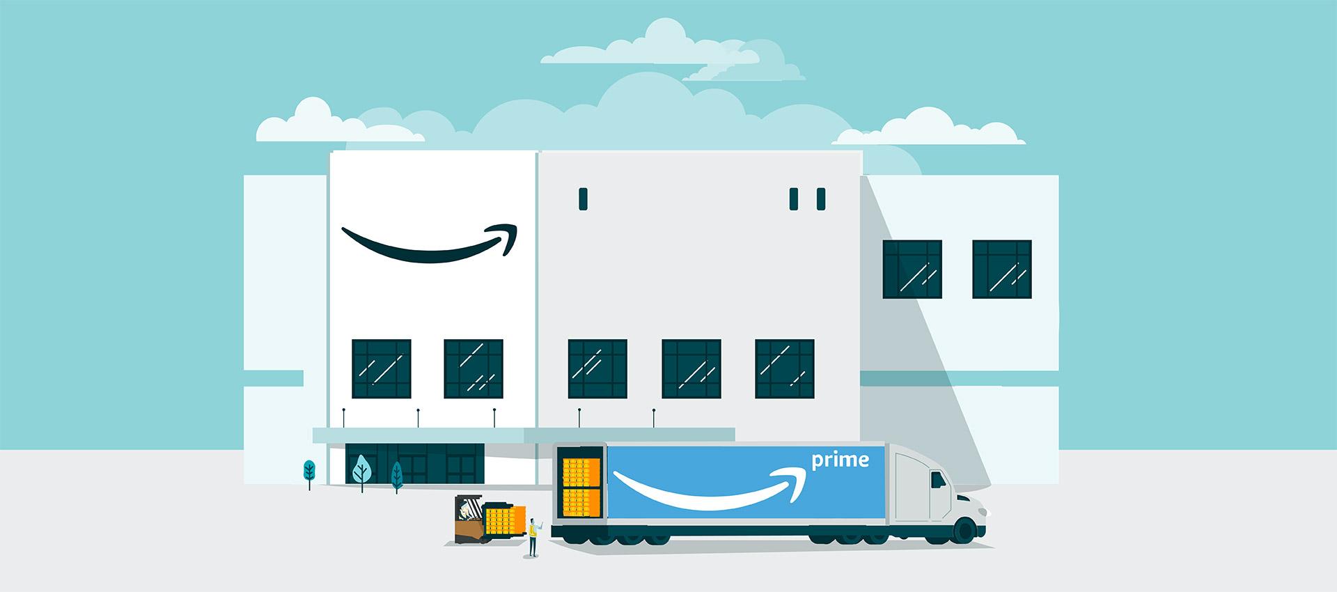 Amazon prime fulfilment