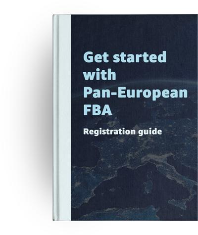 Get started with Pan-European FBA registration guide book