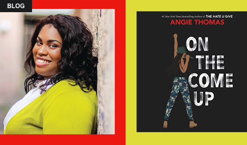 Author Angie Thomas's Rap-Infused Latest Novel On The Come Up Is Tailor-Made for Audio