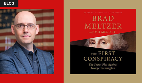 Meet Brad Meltzer, a best-selling author with some pretty brilliant things to say.