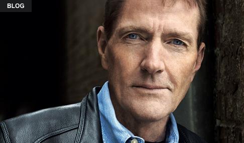 Author Lee Child Answers Listener Questions About Jack Reacher